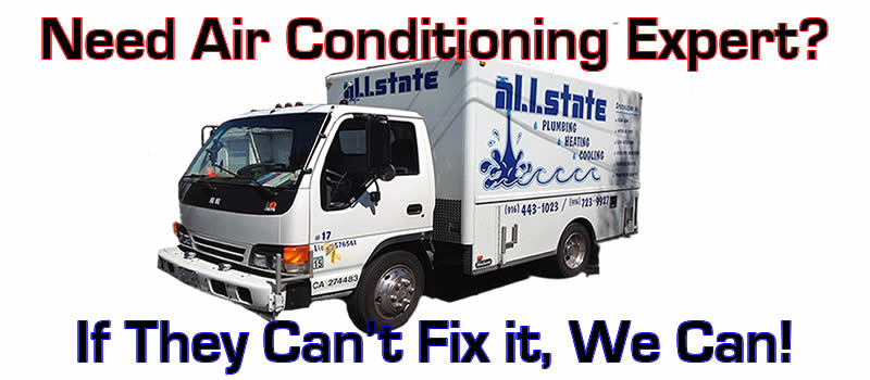 Air Conditioning experts All State Plumbing, Heating and Air conditioning