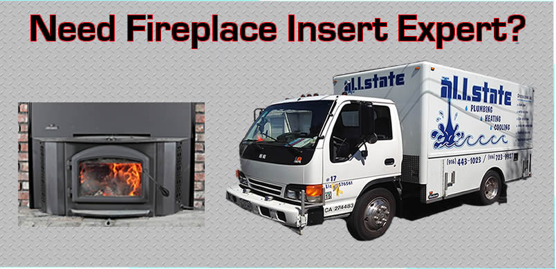 Sacramento fireplace insert repair experts