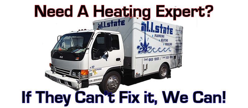 Heating Repair experts All State Plumbing, Heating and Air conditioning