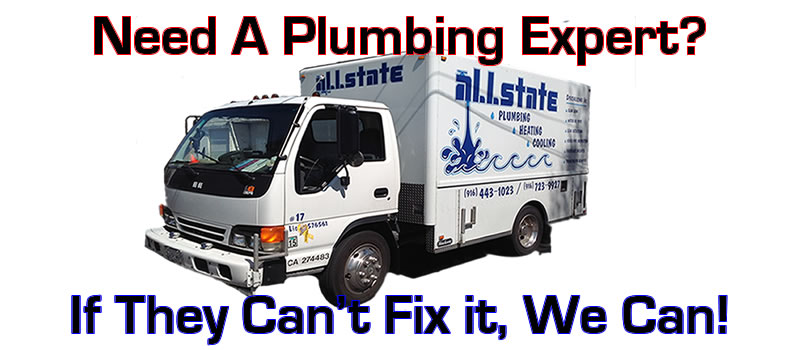 Plumbing service experts All State Plumbing, Heating and Cooling