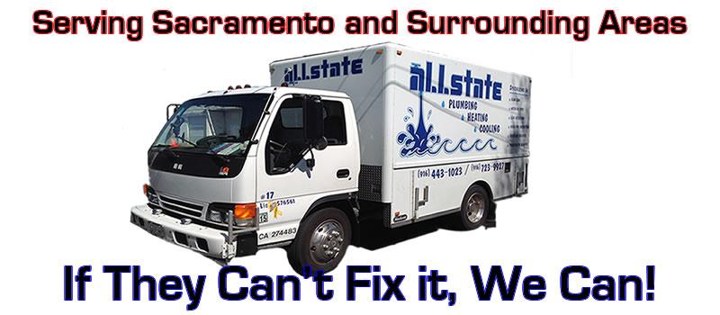 Sacramento Plumbing Repair Allstate Heating Cooling Ca
